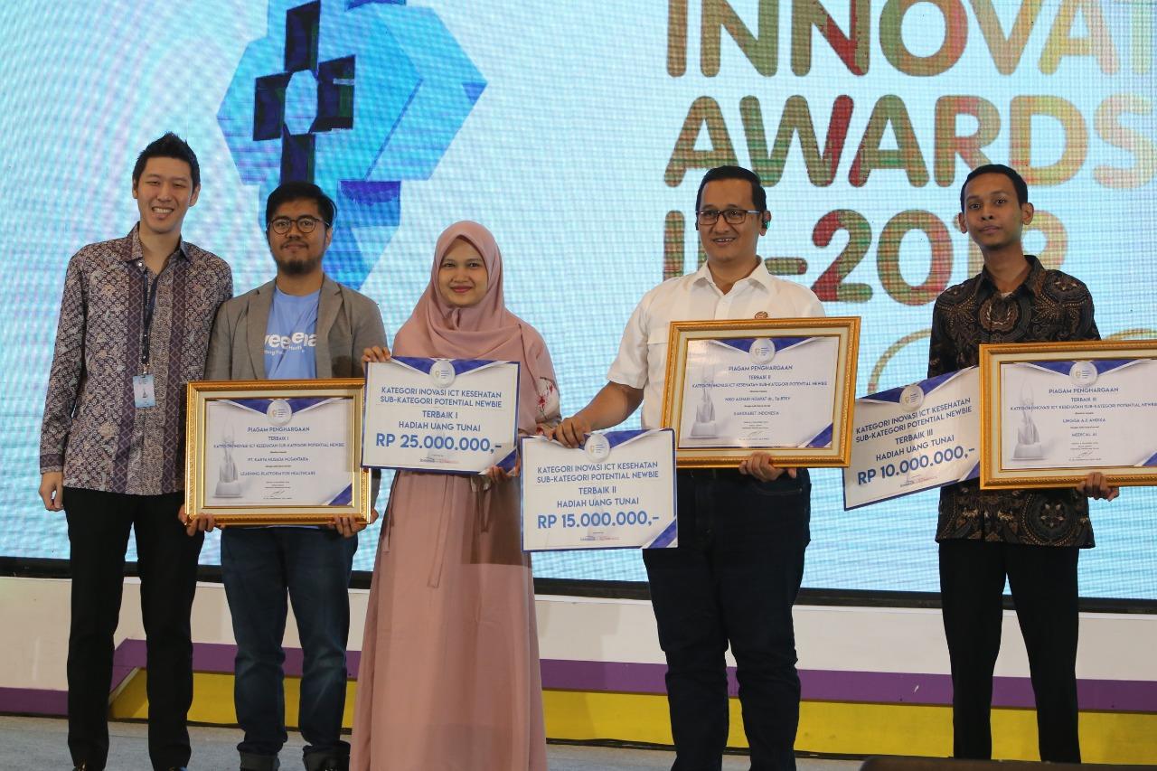 Anugerah INDOHCF AWARD 2019